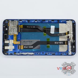How to disassemble Blackview P6000, Step 14/1