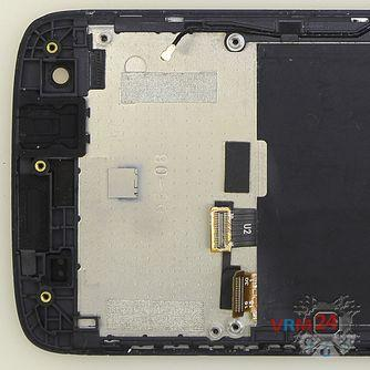 How to disassemble HTC Desire 326G, Step 12/2