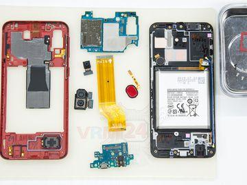 How to disassemble Samsung Galaxy A40 SM-A405