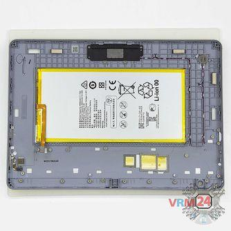 How to disassemble Huawei MediaPad T3 (10''), Step 14/1