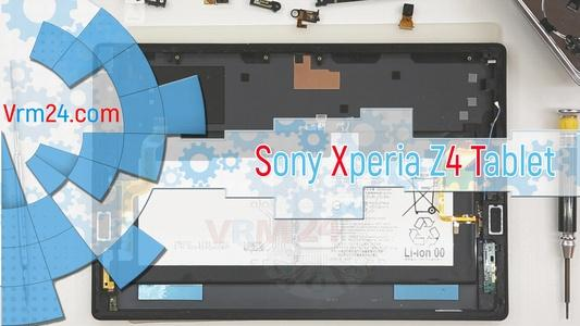 Technical review Sony Xperia Z4 Tablet