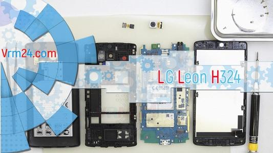 Technical review LG Leon H324