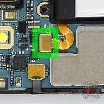 How to disassemble Samsung Galaxy A3 SM-A300, Step 5/2