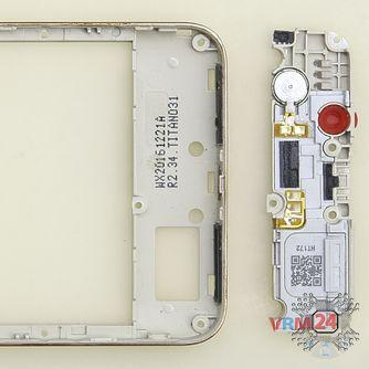How to disassemble Huawei Honor 4C Pro, Step 4/2