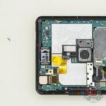 How to disassemble Sony Xperia XZ3, Step 6/2