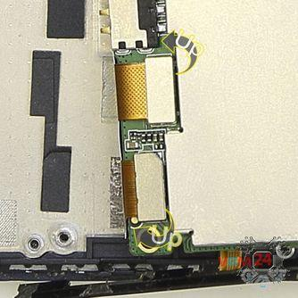 How to disassemble HTC Desire 326G, Step 10/2