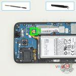 How to disassemble Samsung Galaxy A6 (2018) SM-A600, Step 7/1