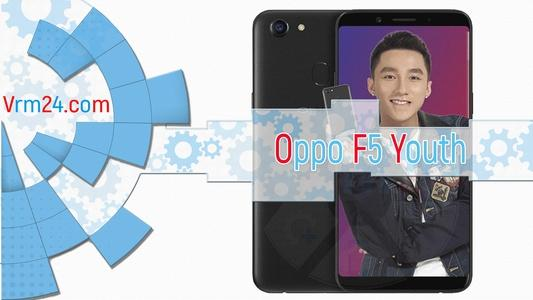 Technical review Oppo F5 Youth