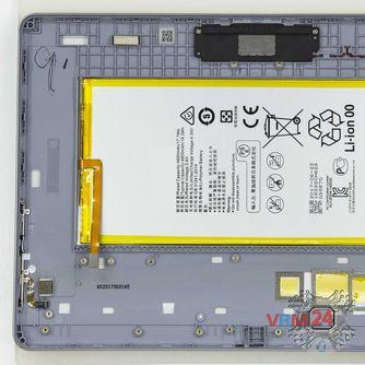 How to disassemble Huawei MediaPad T3 (10''), Step 14/2