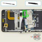 How to disassemble Doogee X20, Step 12/1