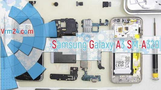 Technical review Samsung Galaxy A3 (2017) SM-A320