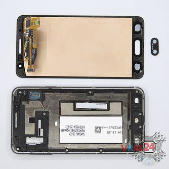 How to disassemble Samsung Galaxy A3 SM-A300, Step 1/1