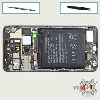 How to disassemble LeTV Le 2 X527, Step 7/1