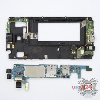 How to disassemble Samsung Galaxy A3 SM-A300, Step 7/5
