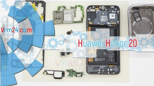 Technical review Huawei Honor 20