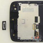 How to disassemble HTC Desire 326G, Step 11/2