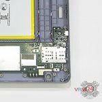 How to disassemble Huawei MediaPad T3 (10''), Step 12/3