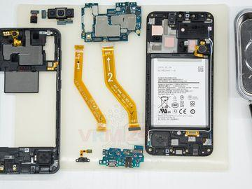 How to disassemble Samsung Galaxy A50 SM-A505