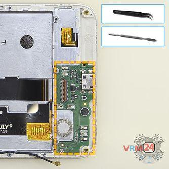 How to disassemble Huawei Honor 4C Pro, Step 8/1