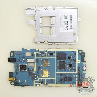 How to disassemble Samsung Galaxy J1 (2016) SM-J120, Step 10/2