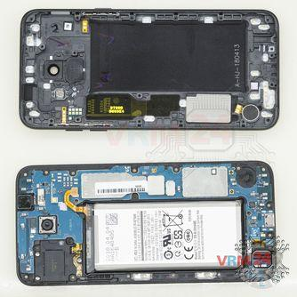 How to disassemble Samsung Galaxy A6 (2018) SM-A600, Step 6/2