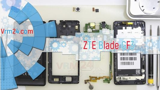 Technical review ZTE Blade GF3
