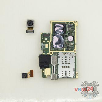 How to disassemble Huawei Nova Lite, Step 15/2