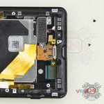 How to disassemble Sony Xperia XZ3, Step 16/2