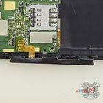 How to disassemble HTC Desire 326G, Step 9/3