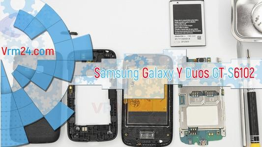 Technical review Samsung Galaxy Y Duos GT-S6102