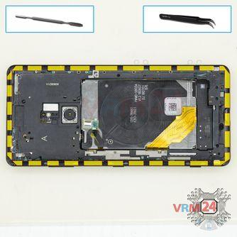 How to disassemble Sony Xperia XZ3, Step 5/1