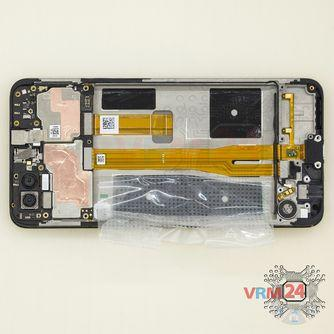 How to disassemble Oppo A3s, Step 11/2