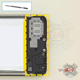 How to disassemble Oppo A3s, Step 7/1