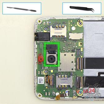 How to disassemble Huawei Honor 4C Pro, Step 11/1