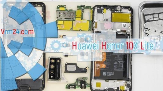 Technical review Huawei Honor 10X Lite