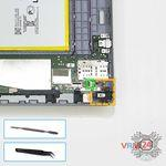 How to disassemble Huawei MediaPad T3 (10''), Step 7/1