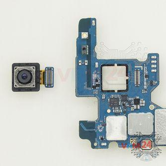 How to disassemble Samsung Galaxy A6 (2018) SM-A600, Step 11/2