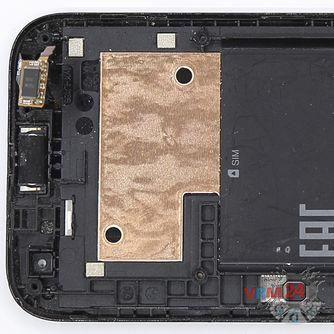 How to disassemble HTC Desire 310, Step 8/2