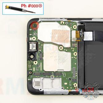 How to disassemble Samsung Galaxy A20s SM-A207, Step 15/1