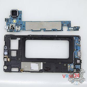 How to disassemble Samsung Galaxy A7 SM-A700, Step 8/4