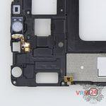 How to disassemble Samsung Galaxy A7 SM-A700, Step 10/2