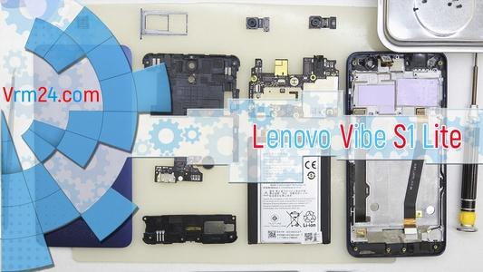 Technical review Lenovo Vibe S1 Lite