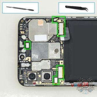 How to disassemble Xiaomi Mi A2 Lite, Step 11/1