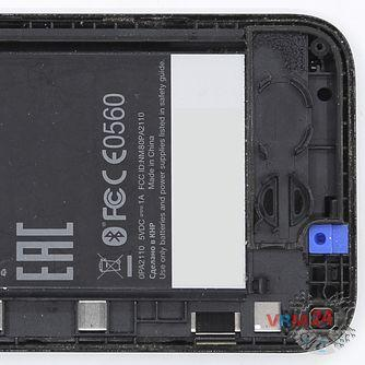 How to disassemble HTC Desire 310, Step 8/3