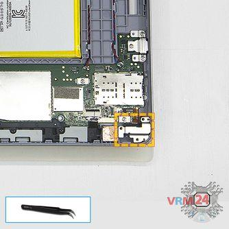 How to disassemble Huawei MediaPad T3 (10''), Step 6/1