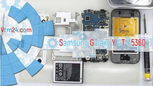 Technical review Samsung Galaxy Y GT-S5360