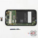 How to disassemble HTC Desire 310, Step 5/4