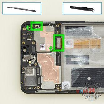 How to disassemble Oppo A3s, Step 16/1