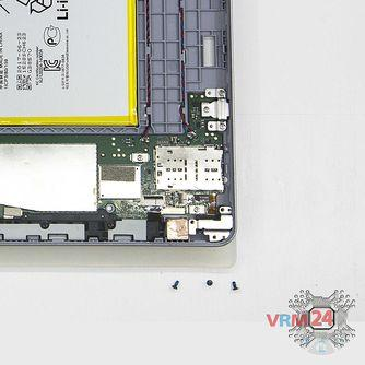 How to disassemble Huawei MediaPad T3 (10''), Step 5/2