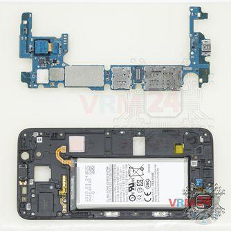 How to disassemble Samsung Galaxy A6 (2018) SM-A600, Step 10/2